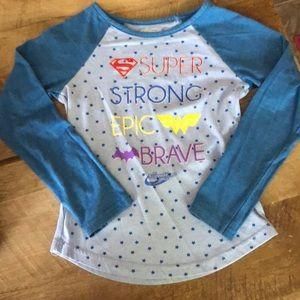 Super Hero Girls Top